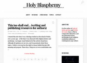 Holyblasphemy.net thumbnail