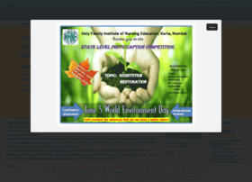 Holyfamilyinstituteofnursing.org thumbnail