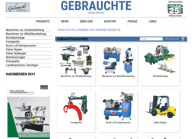 Holzbearbeitungsmaschinen.at thumbnail