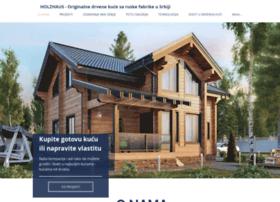 Holzhaus.rs thumbnail