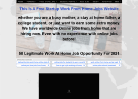 Home-business-industry.com thumbnail