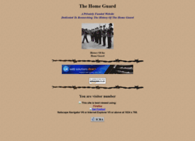 Home-guard.org.uk thumbnail