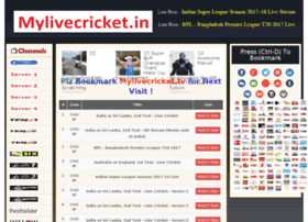 Home.mylivecricket.tv thumbnail
