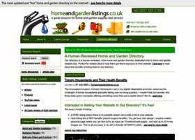 Homeandgardenlistings.co.uk thumbnail