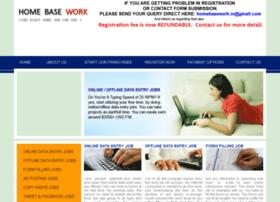 Homebasework.in thumbnail
