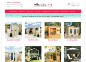 Homeberry.co.uk thumbnail