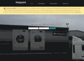 Homedelivery.hotpoint.co.uk thumbnail