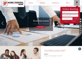 Homefederalne.bank thumbnail