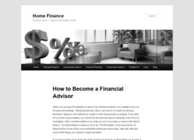 Homefinanceblog.info thumbnail