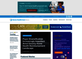 Homehealthcarenews.com thumbnail