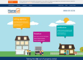 Homelet.co.uk thumbnail