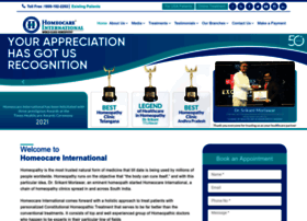 Homeocare.in thumbnail