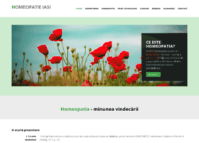 Homeopatiasi.ro thumbnail