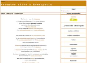 Homeopatiaveterinaria.com.br thumbnail