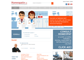 Homeopatie.ro thumbnail