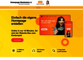 Homepage-baukasten.de thumbnail
