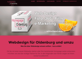 Homepage-oldenburg.de thumbnail