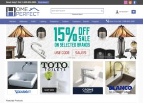 Homeperfect.com thumbnail