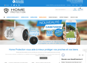 Homeprotection.fr thumbnail