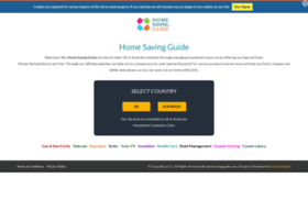 Homesavingguide.com thumbnail