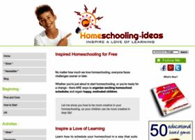 Homeschooling-ideas.com thumbnail