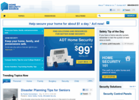 Homesecuritysource.com thumbnail