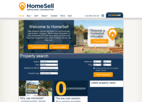 Homesell.co.nz thumbnail