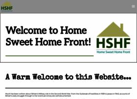 Homesweethomefront.co.uk thumbnail