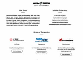Hometech.co.za thumbnail
