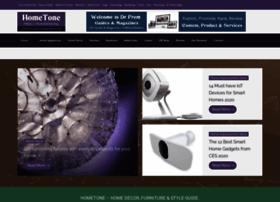 Hometone.org thumbnail