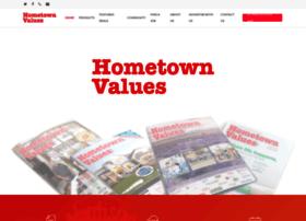 Hometownvalues.net thumbnail