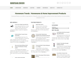 Homewaretrends.co.uk thumbnail