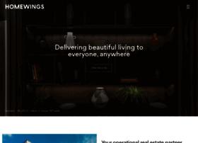 Homewings.co.uk thumbnail