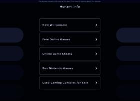 Honami.info thumbnail