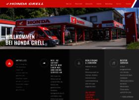 Honda-grell.at thumbnail