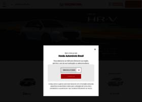 Hondacrv.com.br thumbnail