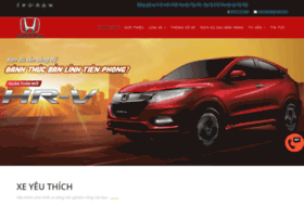 Hondagiaiphong.net thumbnail
