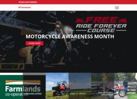 Hondamotorbikes.co.nz thumbnail