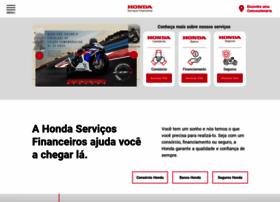 Hondaservicosfinanceiros.com.br thumbnail
