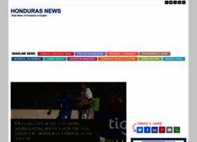 Hondurasnews.com thumbnail