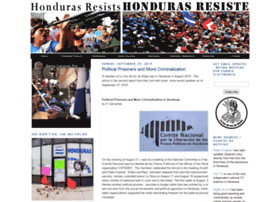 Hondurasresists.blogspot.com thumbnail