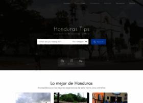 Hondurastips.hn thumbnail