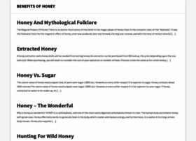 Honey-health.com thumbnail