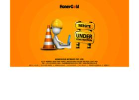 Honeygold.co.in thumbnail