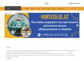 Hontech.uz thumbnail