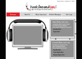Hooklineandsync.com thumbnail