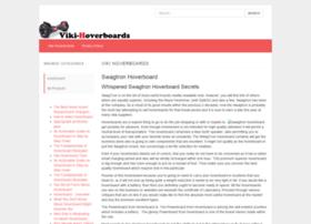 Hooverboard.club thumbnail