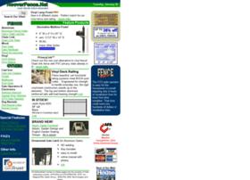 Hooverfence.net thumbnail