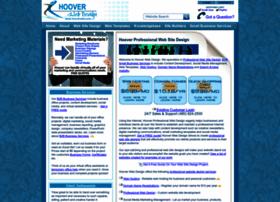 Hooverwebdesign.com thumbnail