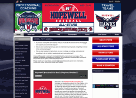 Hopewellbaseball.org thumbnail
